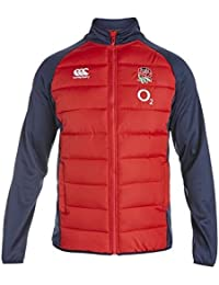 Canterbury Men's England Rugby Hybrid Padded Jacket