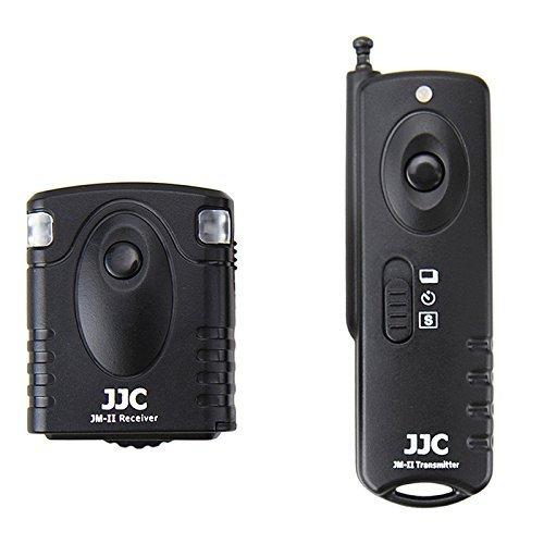 JJC JM-BII-Telecomando Wireless con telecomando a 10 Pin per Nikon DSLR