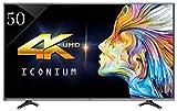 Vu 50 Inch LED Ultra HD (4K) TV (LEDN50K310X3D)