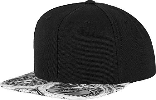Flex fit Sun King Snapback blk/WHT One Size Casquette Unisex-Adult