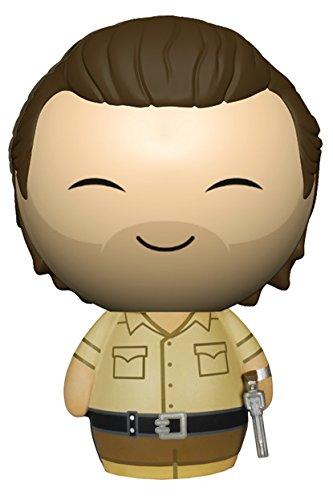 Figura Dorbz Walking Dead Rick 8cm