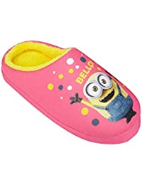 Minions Despicable Me Chicas Pantuflas 2016 Collection - fucsia