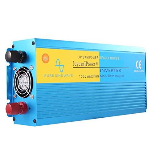 DC 12V zu Wechselstrom 220V 1500W reiner - Stromrichter Elektrische