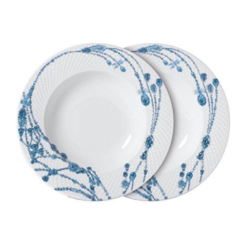 doubleblue-9-piatto-rotondo-scodella-da-cena-set-da-2-porcellana-bone-china-microonde-per-casa-risto