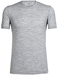 Icebreaker Herren Tech Lite Short Sleeve Crewe T-Shirt