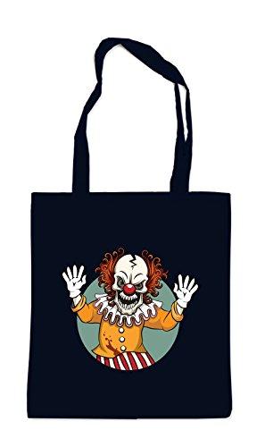 Evil Clown Bag Black Certified Freak