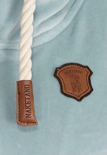 Damen Jumpsuit Naketano Blaumann Mack Jumpsuit Soft Blue