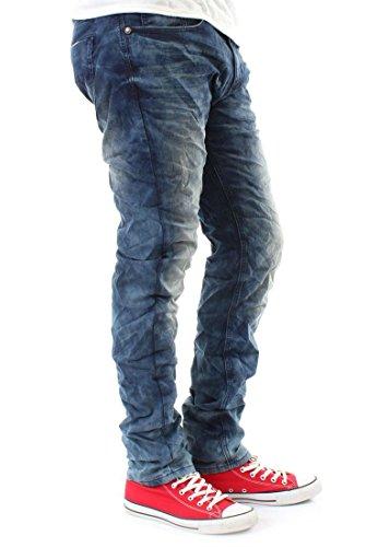 Mod joggpants Men Cornell Rialto Blue Jog Bleu