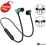 A1 Star -SpoMI Vivo V7 / Vivo V7 Prime / Vivo V7 Pro / Vivo V7+ Plus Compatible Wireless Bluetooth 4.1 Wireless Stereo Sport Headphones Headset-Running S6 / Hiking / Gym Exercise-Sweatproof Earphones With AptX Hi-Fi Sound Hands-free Calling Built-in Mic-S