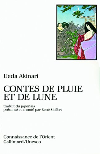 Contes de pluie et de lune par Ueda Akinari
