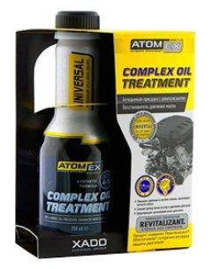 Preisvergleich Produktbild XADO Atomex Stoppt Motoren-Rauch durch Öl-Verbrennung - Anti-Rauch Additiv mit Revitalizant®