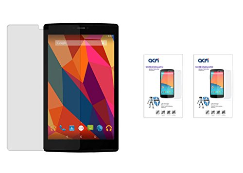 Acm Pack Of 2 Clear Screenguard For Micromax Canvas Tab P680 Tablet Screen Guard Scratch Protector  available at amazon for Rs.269