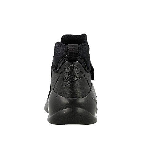 Nike Kwazi (Gs), espadrilles de basket-ball homme Schwarz