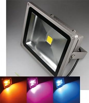 Chilitec LED-Außenstrahler / Fluter mit 30W LED von Chilitec auf Lampenhans.de