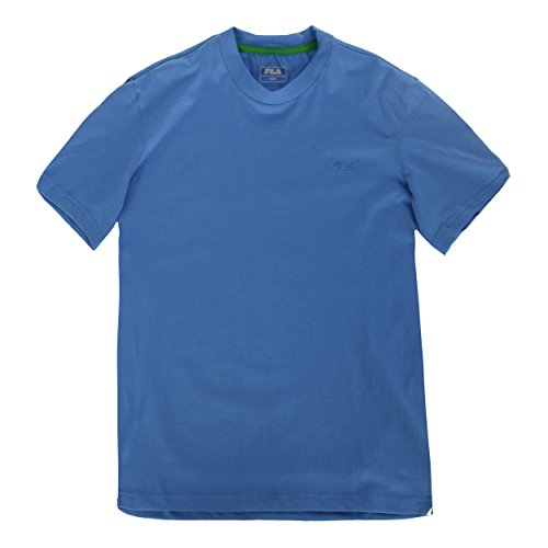 fila-herren-t-shirt-raoul-men-oberbekleidung-blau-xxl