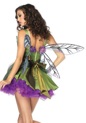 Leg Avenue Feen Flügel, 1 Stück (Avenue Leg Fee-kostüm)