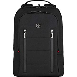 "41GZ2WQeuhL. SS324  - Wenger City Traveler Carry-On - Funda para Tablet (40,64 cm/16""), Color Negro"