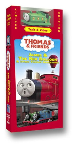 james-red-balloon-vhs-import-usa