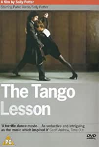 The Tango Lesson [DVD] [1997]