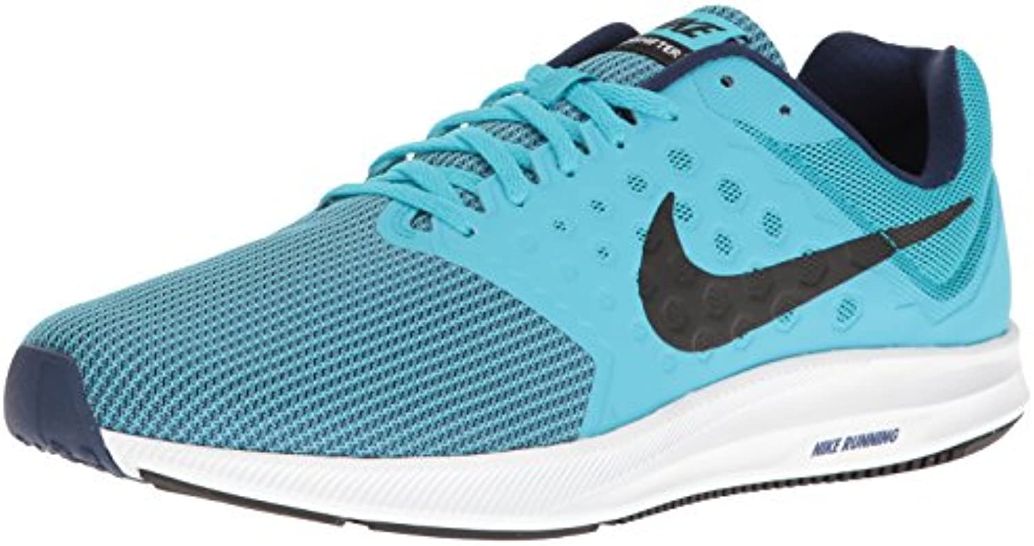 Nike Mens Downshifter 7 Running Shoes - Chlorine Blue