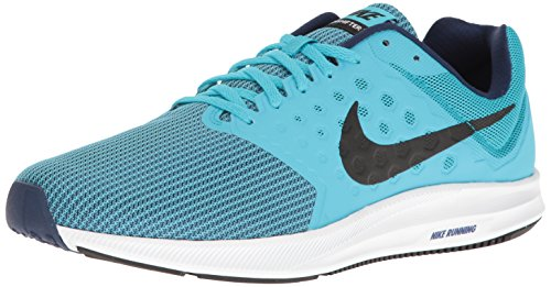 Nike Men's Downshifter 7 Chlorine Blue Running Shoes