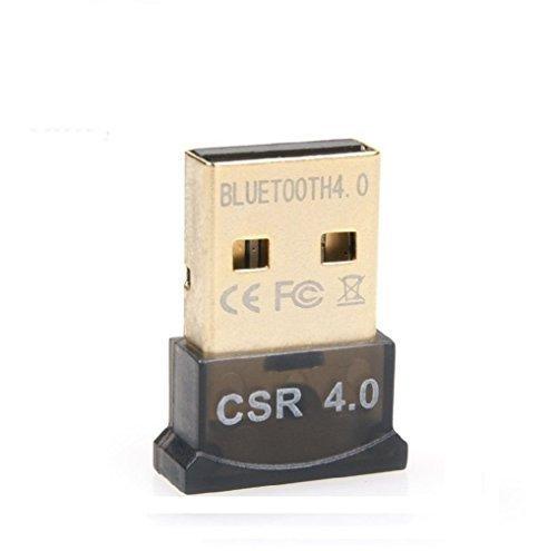 vstorm Bluetooth 4.0USB Dongle Adapter für PC mit windows10, 8, 7, XP, Vista, unterstützt Molile Telefone, Bluetooth Kopfhörer, Lautsprecher