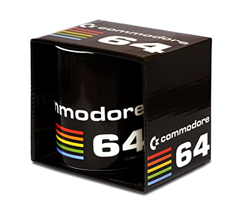 Commodore 64 Boxed Mug Gift
