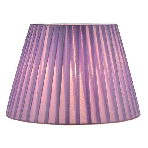 Pantalla para lámpara de sobremesa, Tornillo E27 Cubierta de la ...