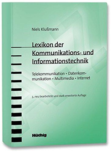 Lexikon der Kommunikations- und Informationstechnik