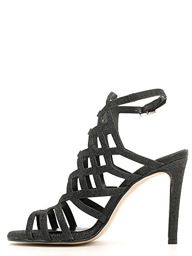 GRACE SHOES 7314 Sandalo tacco Donna Nero