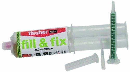 fischer-502599-fill-fix-kit-de-scellement-chimique-1-cartouche-2-embouts-melangeurs-4-tamis-import-a