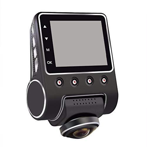 POIU Auto Dash Kamera, Auto Rear Panorama 360 Grad Fahren Recorder Versteckte Hd Nachtsicht WiFi Full Parkplatz Überwachung Auto Dvr
