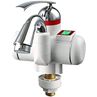 miaoge Cocina Digital eléctrico – Calentador de agua grifo de agua fría heißen multiusos de Inteligencia