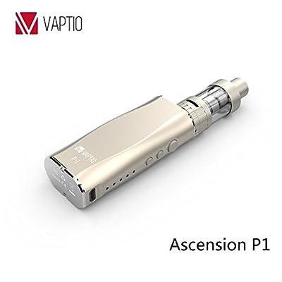 P1 e Zigaretten set Subox Mini Starterset 0.2ohm 10-50W einfache Bedienung, handlich, leistungsstark,ohne nikotin von vaptio