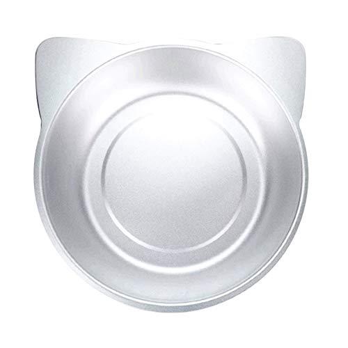 Kühle Katzenstreu, Cat Pot, Aluminium Sommer Cool down Cat Bett Hundematte Cat Supplies Medium Katze Große Katze 38cm * 38cm * 7,5 cm, 45cm * 45cm * 7,5 cm (Farbe : #2, größe : 45cm*45cm*7.5cm) -