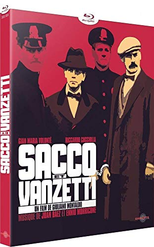 Sacco et vanzetti [Blu-ray] [FR Import]