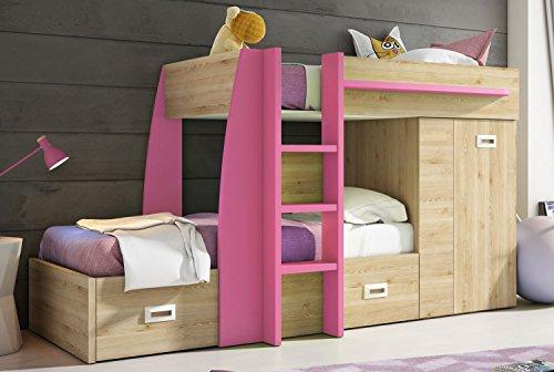 Muebles juveniles e infantiles para todas las edades