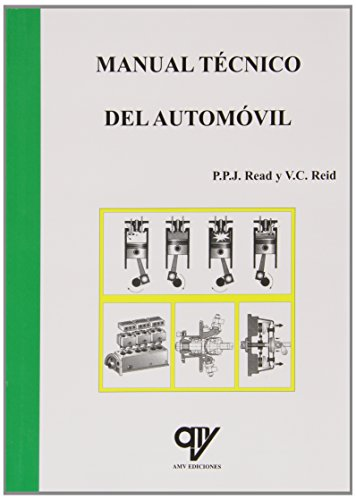 Manual tecnico del automovil.