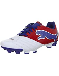 Puma PowerCat 4.12 FG Jr, chaussures de sport - football mixte enfant