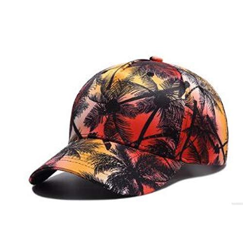 NYJNN Hip-Hop-Hut Neue mode baum baseball cap frühling sommer druck baumwolle hüte für frauen und männer