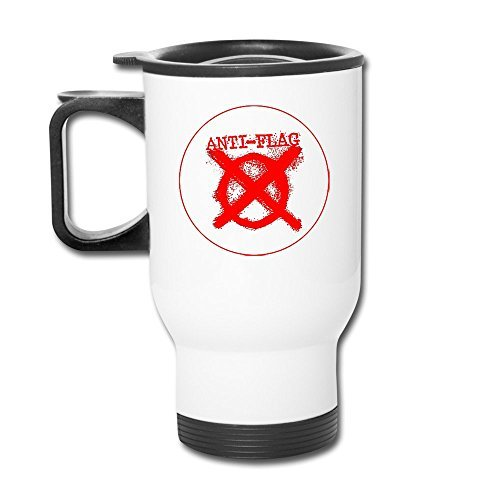 ceramic-travel-white-cups-anti-flag-the-general-strike-band-greenpeace-travel-coffee-mugs-insulated-