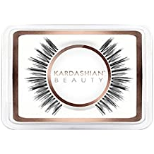 Kardashian belleza rayo sintética pestañas–Pack de 3