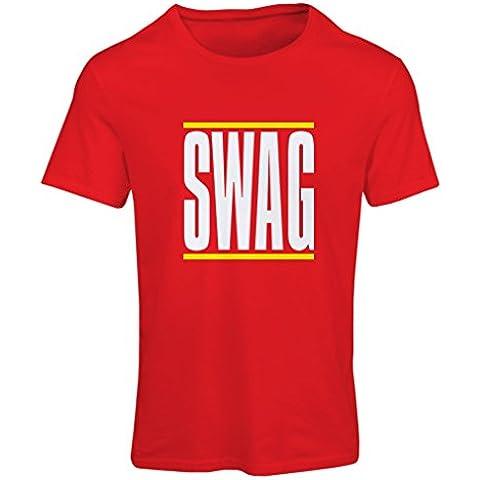 N4165F Camiseta mujer Swag gift