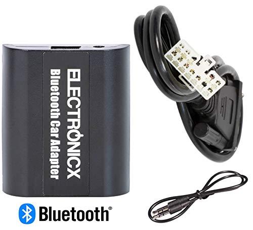 Xm-auto-stereo-adapter (Electronicx BTA-TOY1 Adapter Bluetooth AUX Freisprecheinrichtung CD-Wechsler Autoradio MP3 passend für Toyota Scion Lexus)