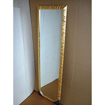 Specchio a parete specchiera design cornice oro specchio ...