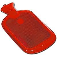 GiMa, Wärmflasche, 2l, Rot preisvergleich bei billige-tabletten.eu