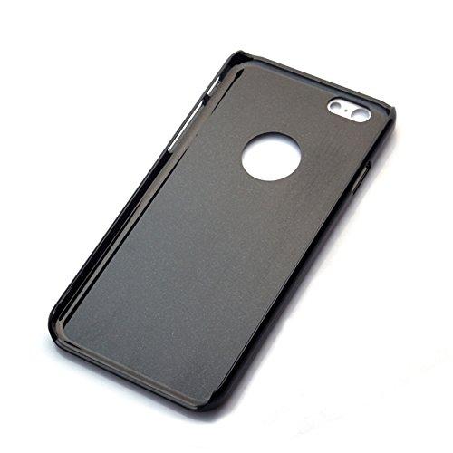 GHC Cases & Covers, UV Shimmering Powder Diamond-verkrustete schützende Hard Case für iPhone 6 Plus & 6S Plus ( Color : Gold ) Black