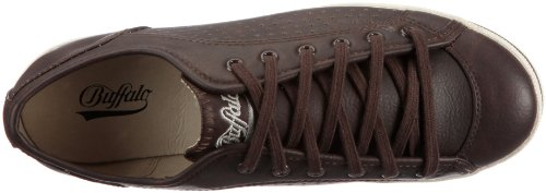 Buffalo 507-9987 TUMBLE PU 126246 Damen Fashion Sneakers Braun (BROWN407)