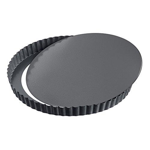 kaiser-quiche-und-obstkuchenform-oe-28-cm-la-forme-plus-perfekte-kairamic-antihaftbeschichtung-schni