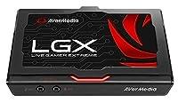 AVerMedia Live Gamer Extreme (LGX) – Capturador...